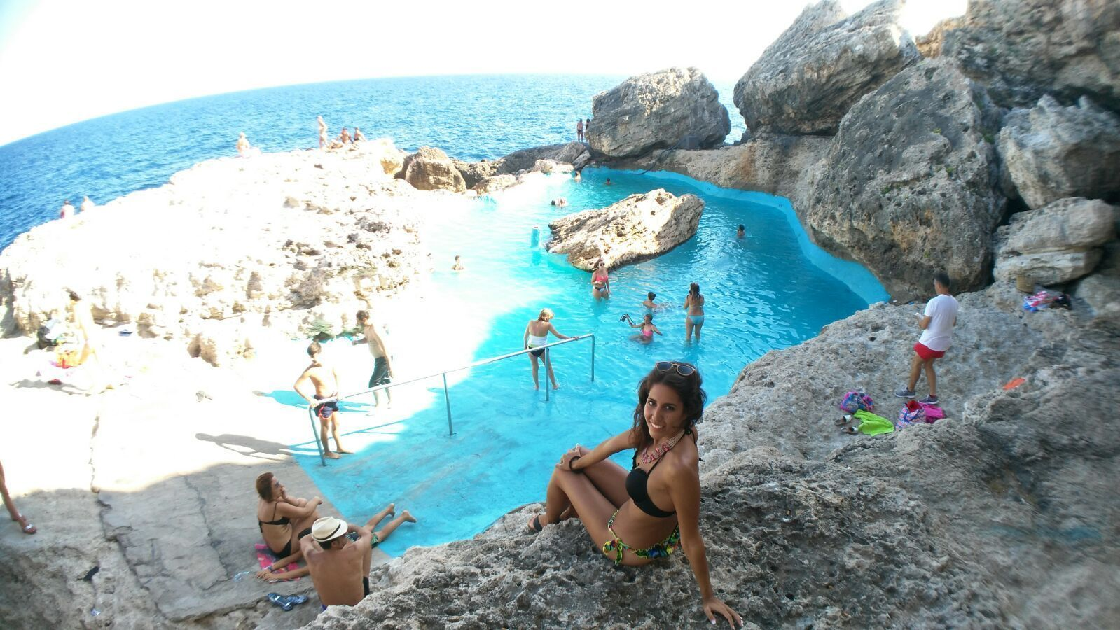 Piscina Natural en Mallorca