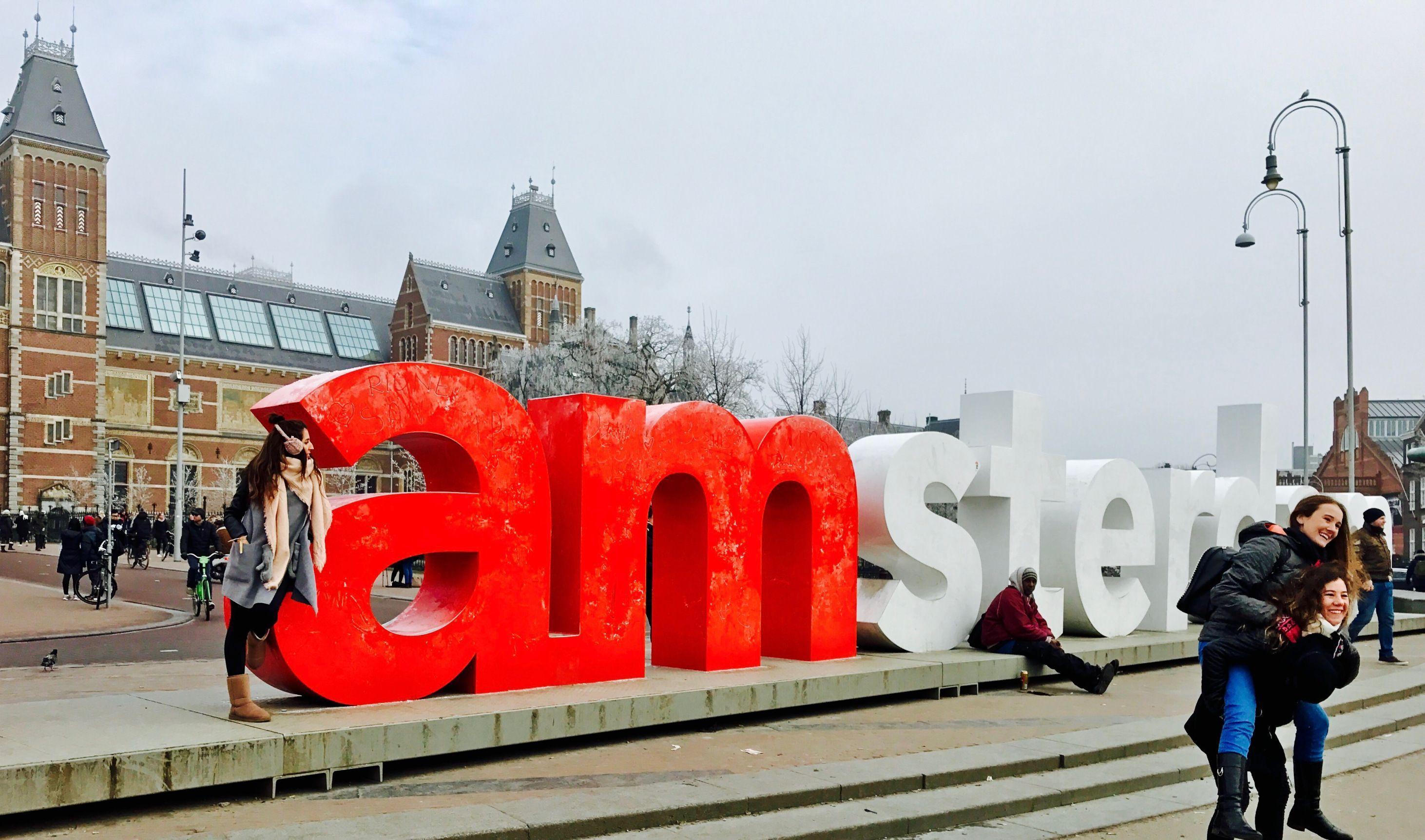 Amsterdam sobre ruedas