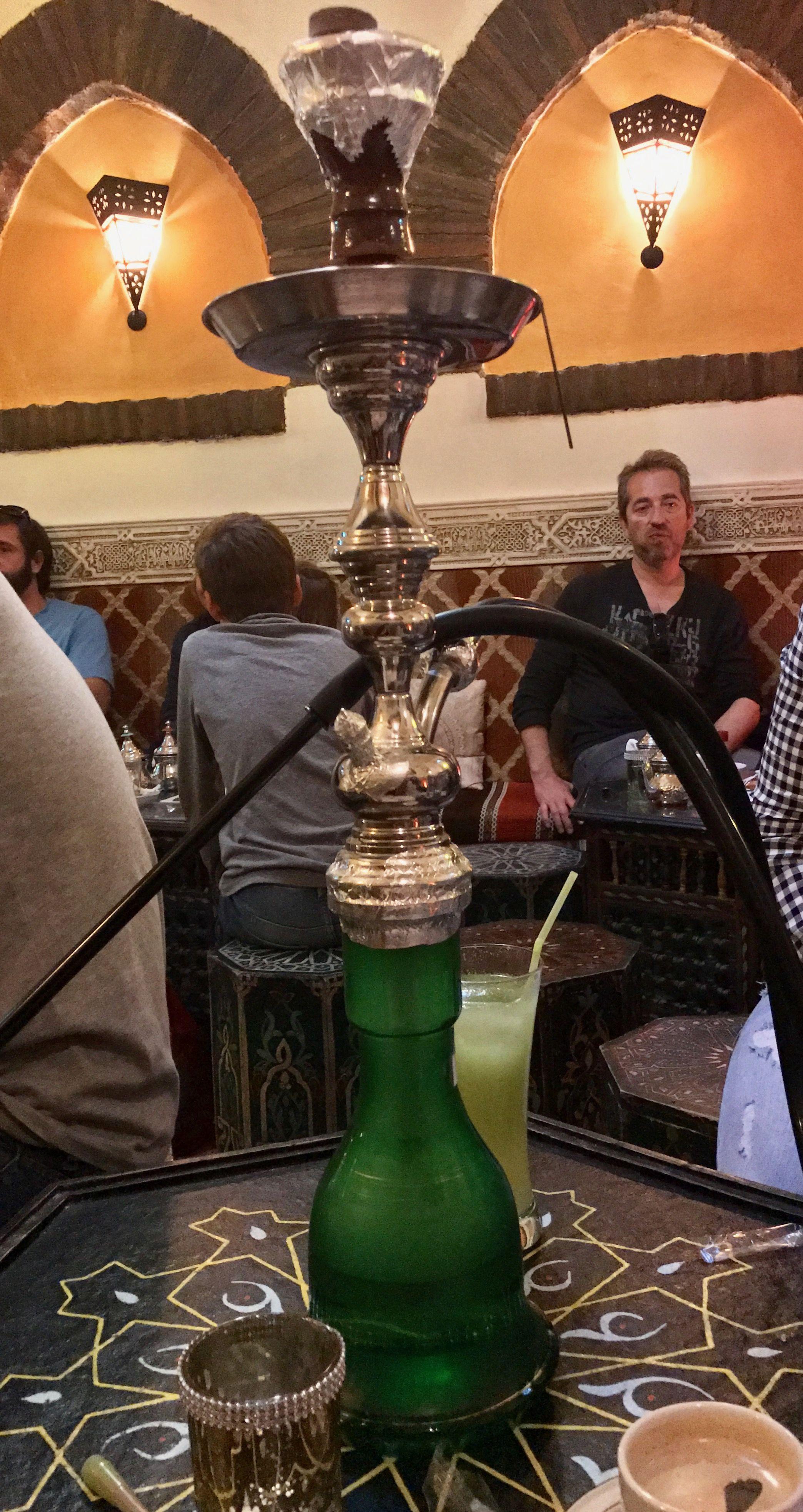 Sisha en Granada
