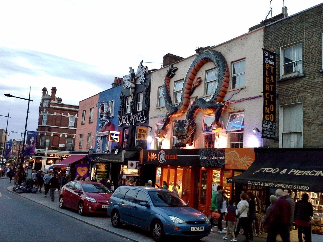 No solo existe Camden Town
