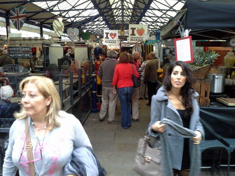 Love Greenwich Market