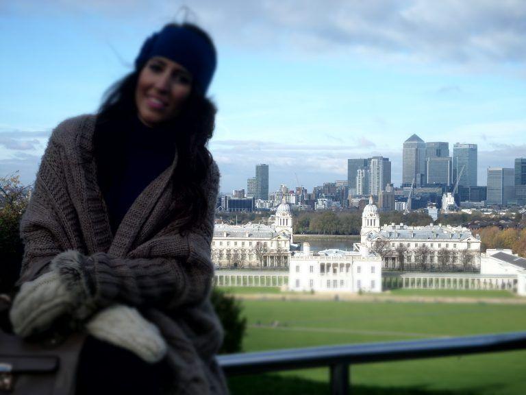 Skyline desde Greenwich