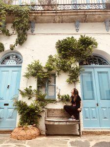 Fachada de una casa, Cadaqués