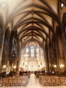 Interior de la Catedral de Perpignan