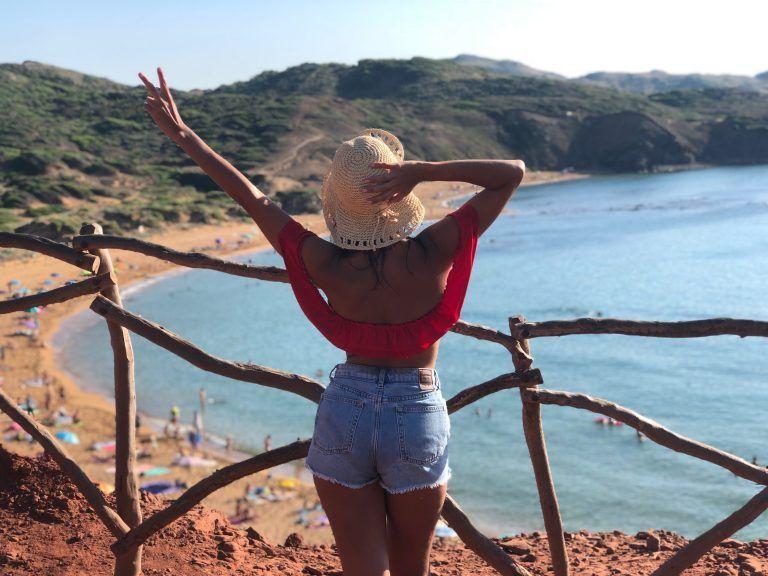 Playa de Caballería, Menorca - Calas del Norte