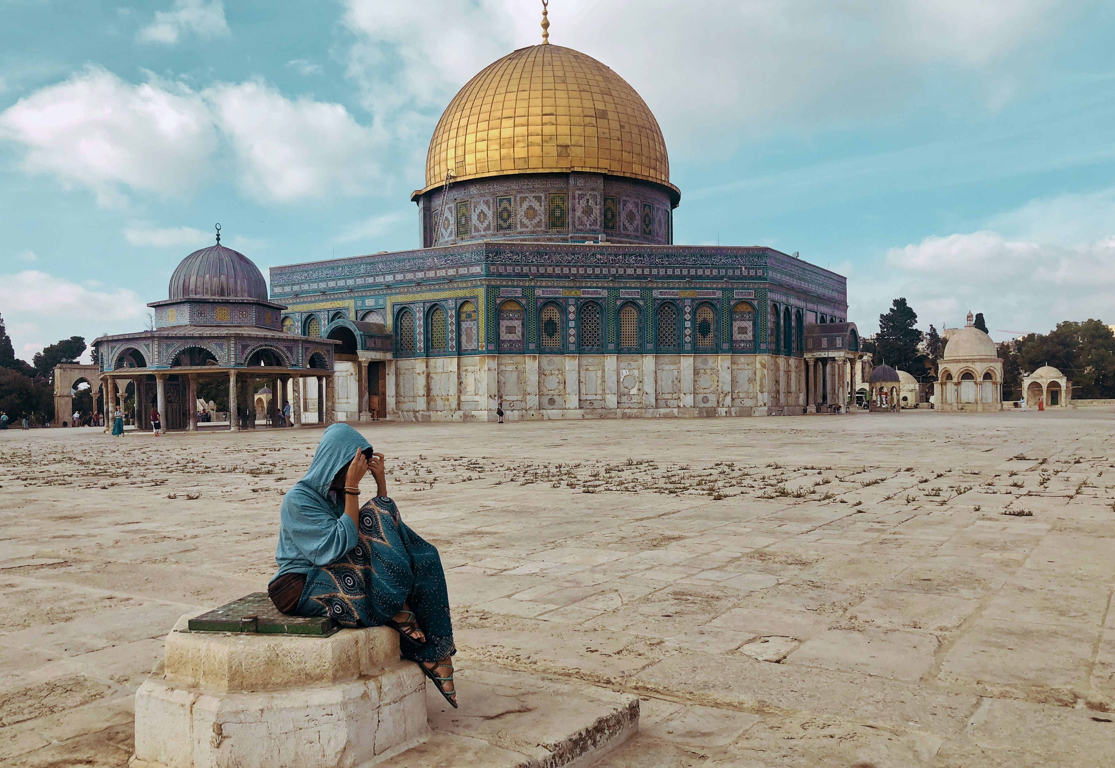 Esplanada de las mezquitas