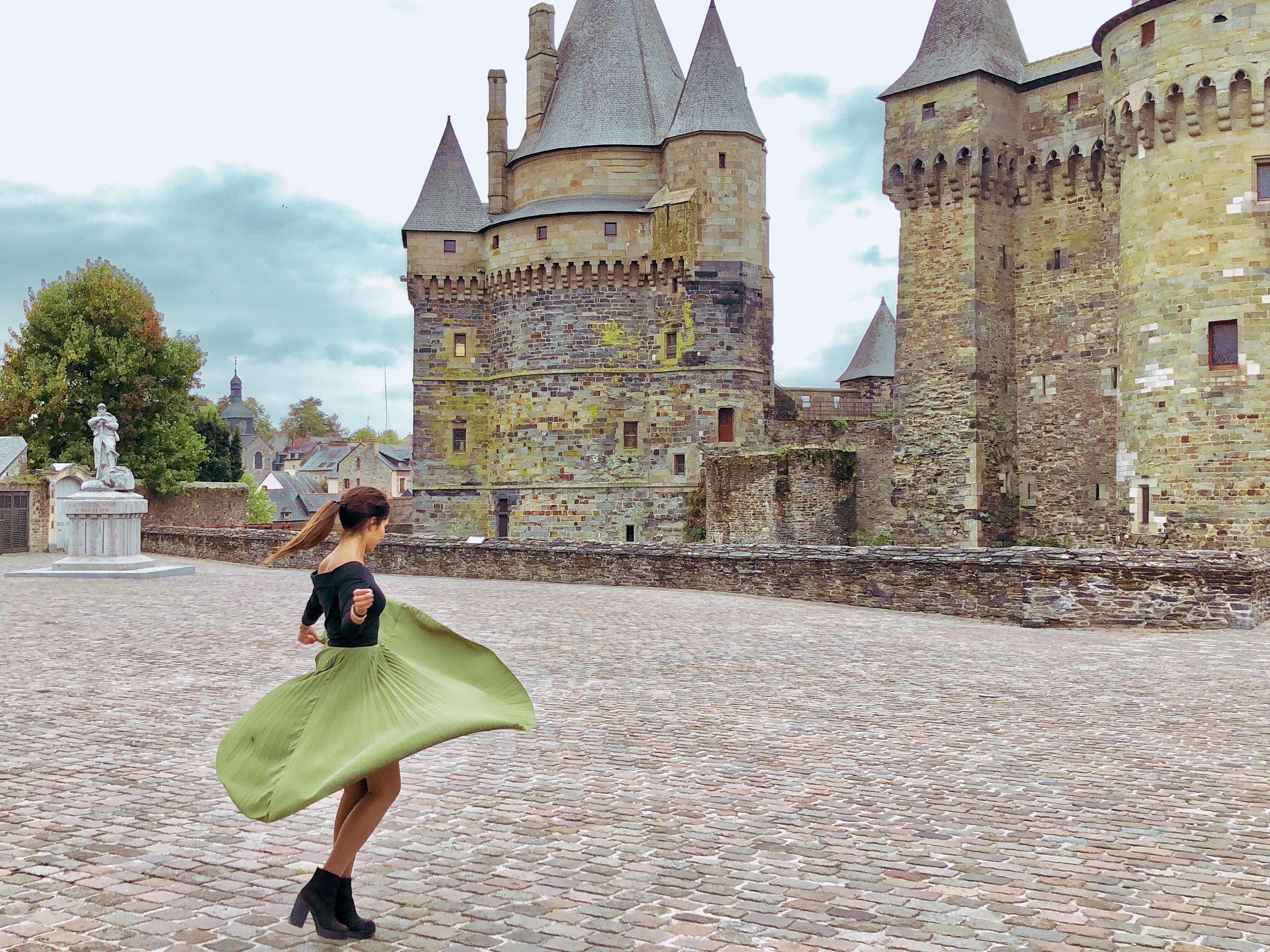 Ruta de Fin de Semana por la Bretaña Francesa y Normandia