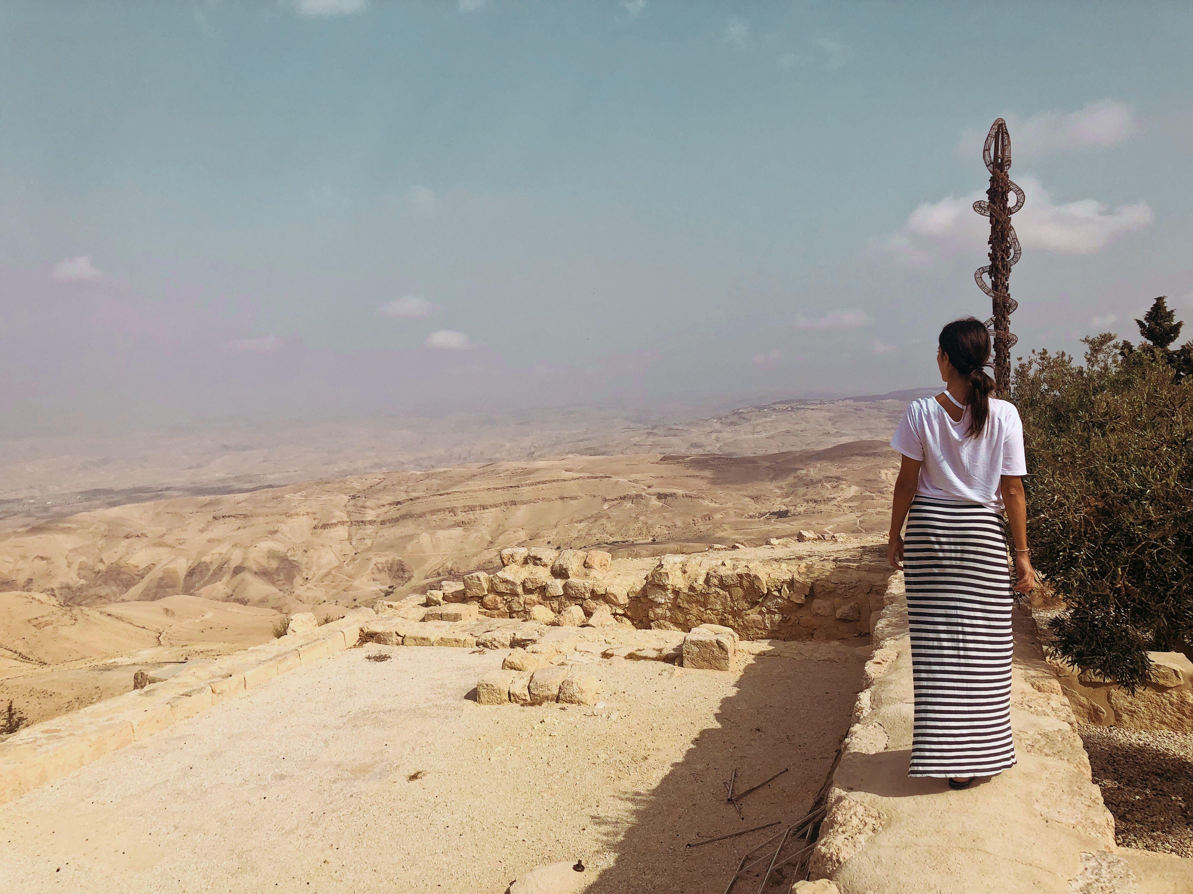 Día 4: Madaba y Monte Nebo