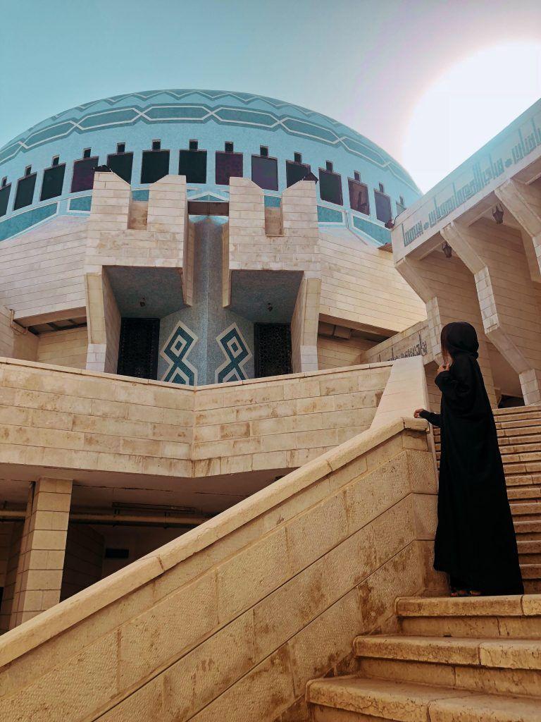 Kind Abdalah I mosque de Amman
