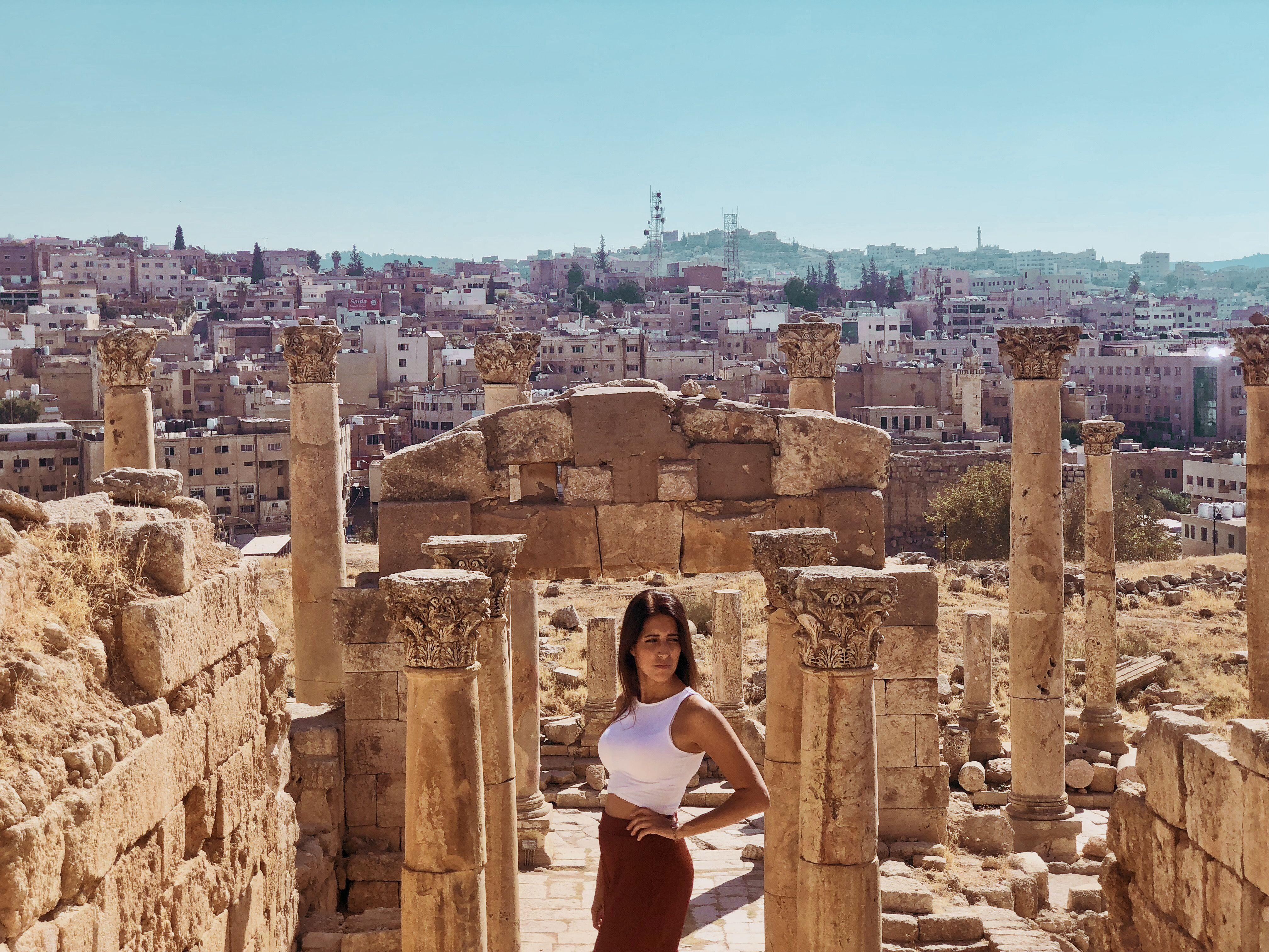 Día 5: Jerash, un viaje en el tiempo