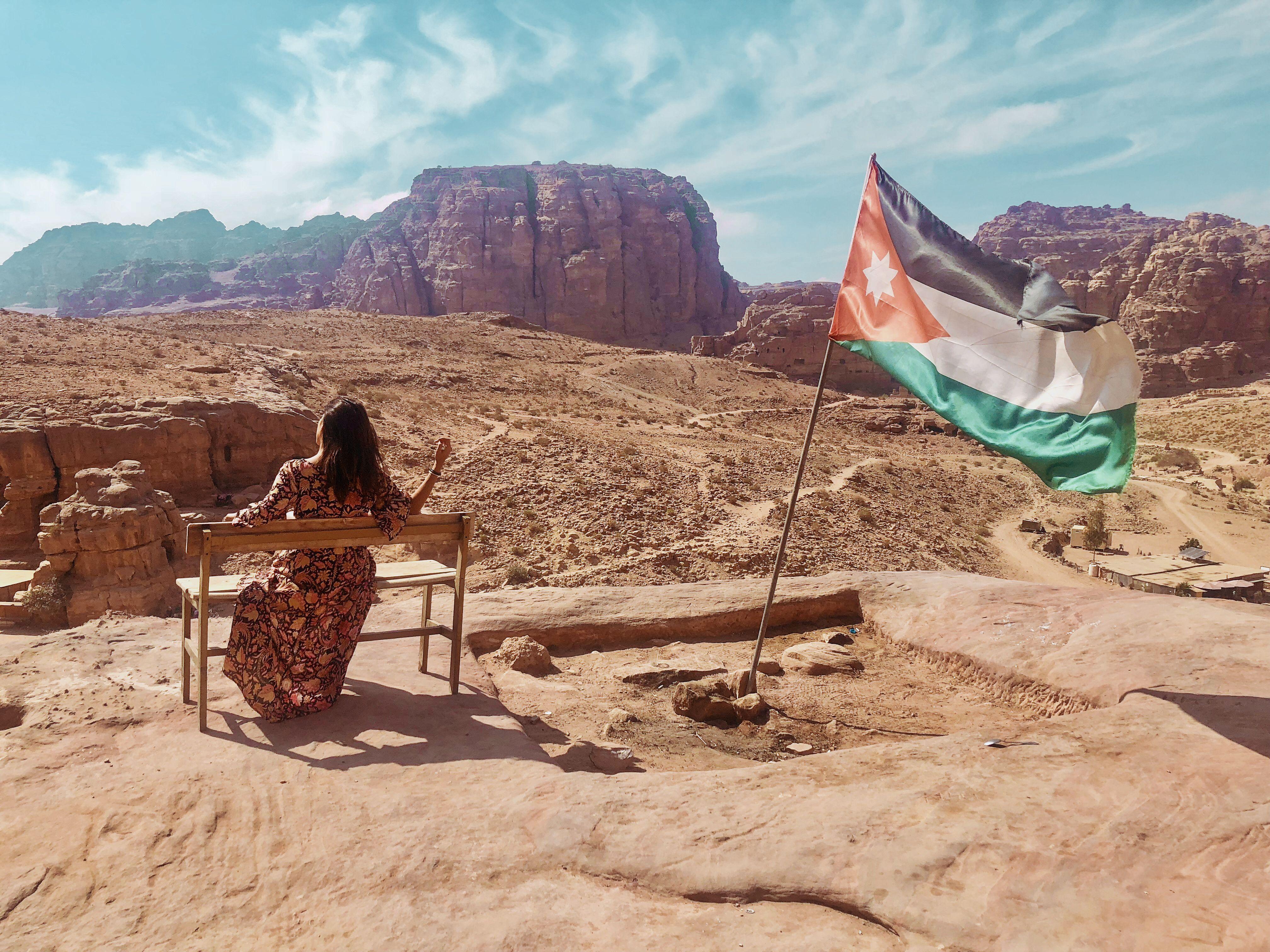 Alojamientos en Jordania