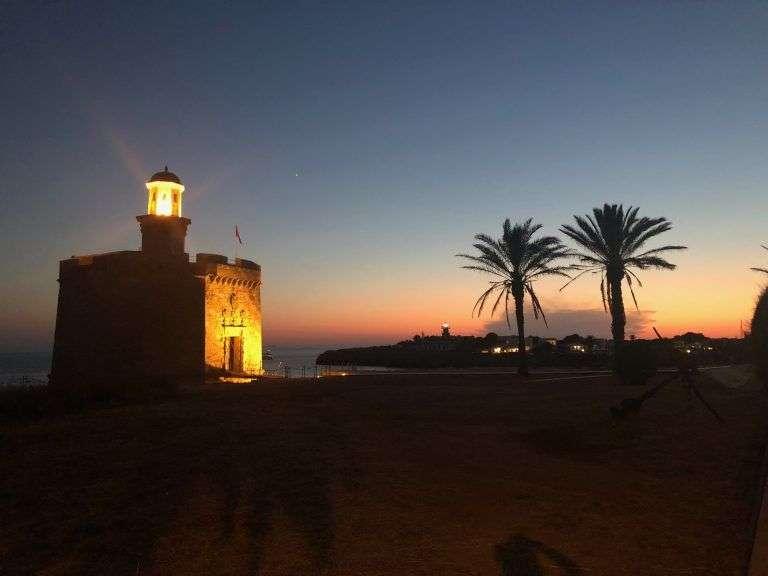 Castillo de San Nicolás, Menorca