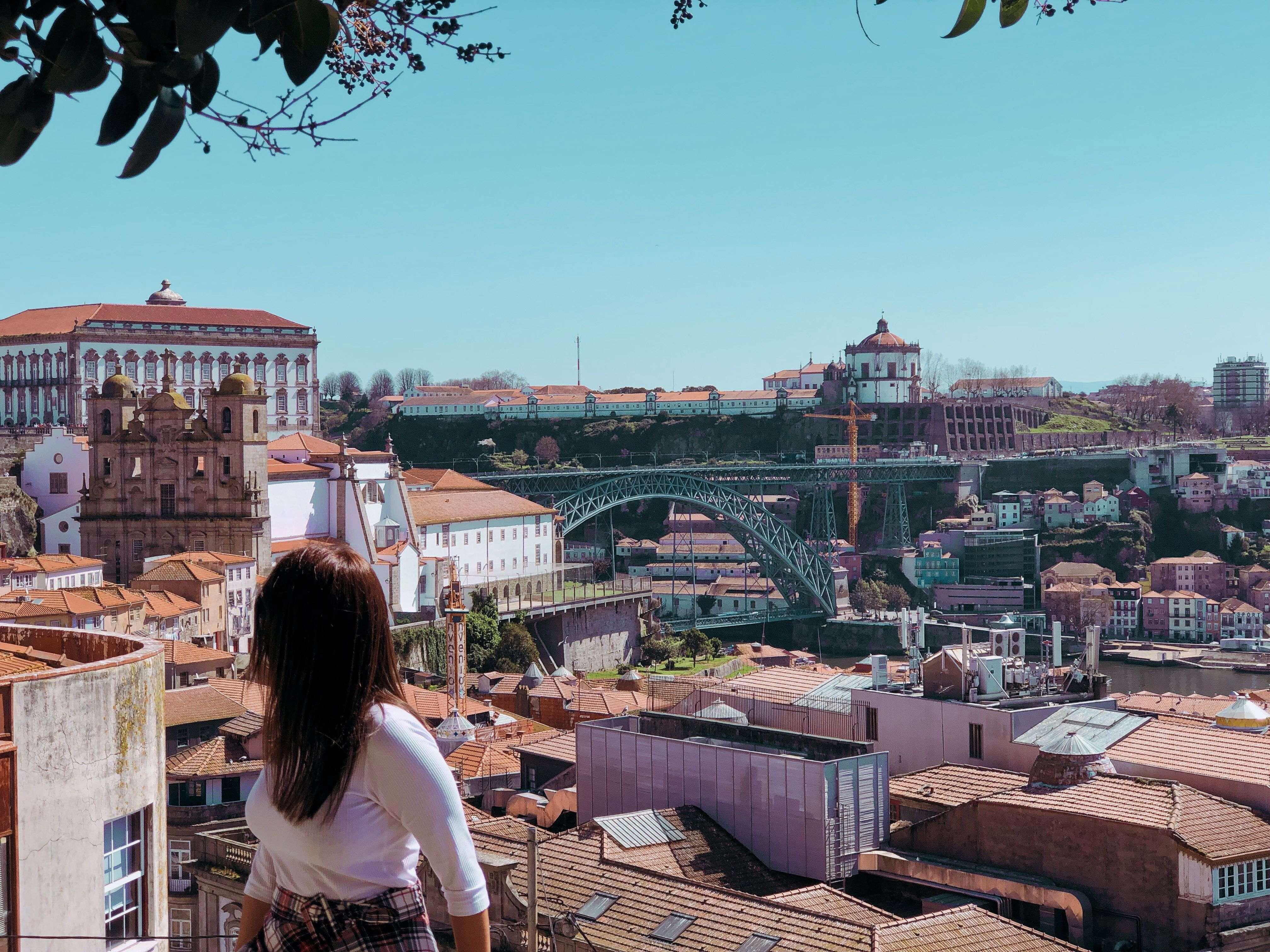 Guía básica para visitar Oporto