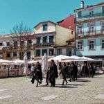 Estudiantes d el universidad de Oporto