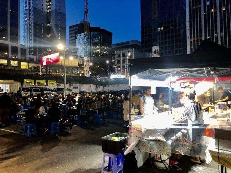Night Market Auckland