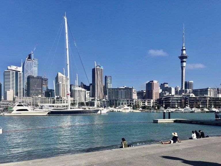 Viaducto de Auckland