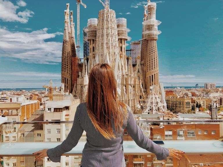 La terraza con las mejores vistas de Barcelona