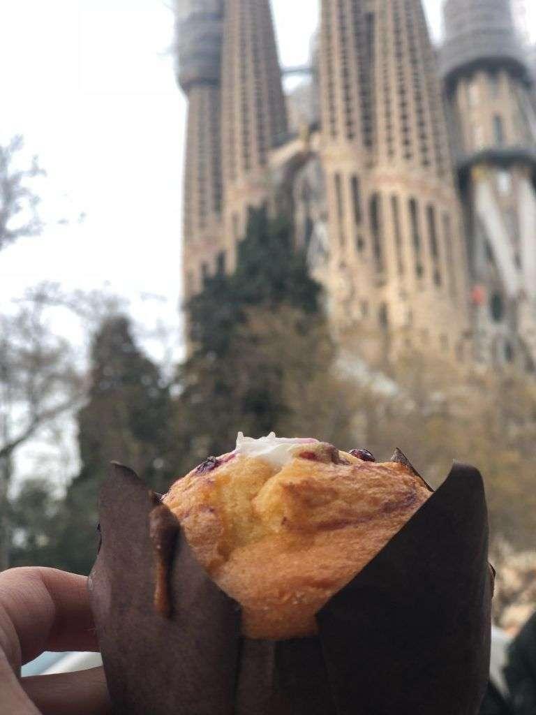 Cafeterias 365 en Sagrada Familia, Barcelona