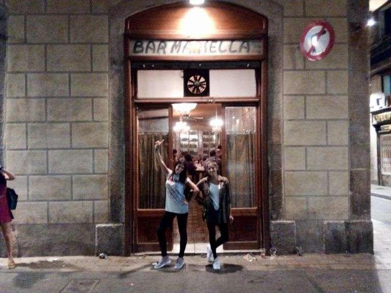 El bar mas antiguo de Barcelona