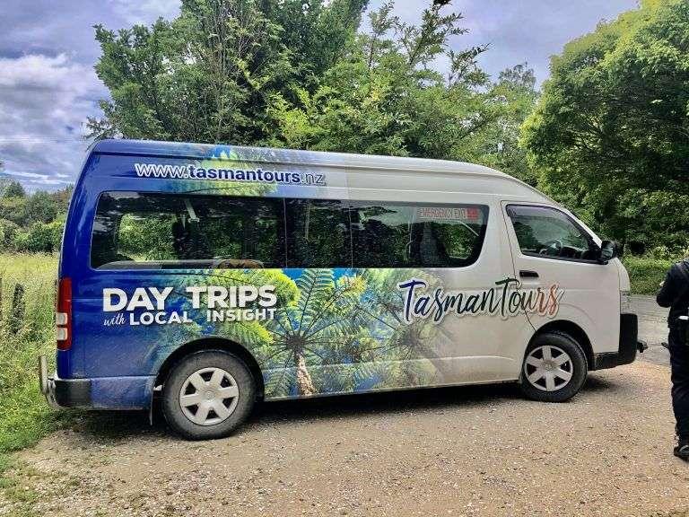 Experiencia con Tasman Tours