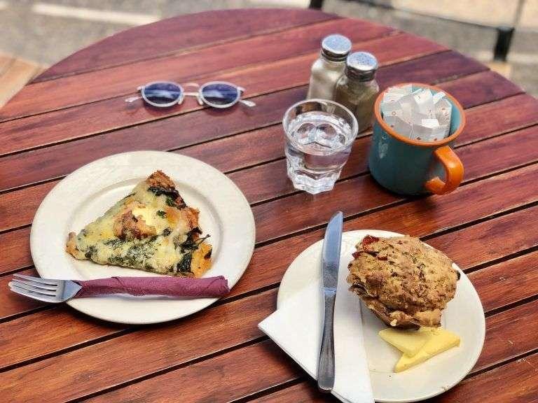 Comida ecológica en Dangeous Kitchen