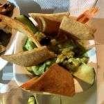 Restaurante vegetariano en el Raval