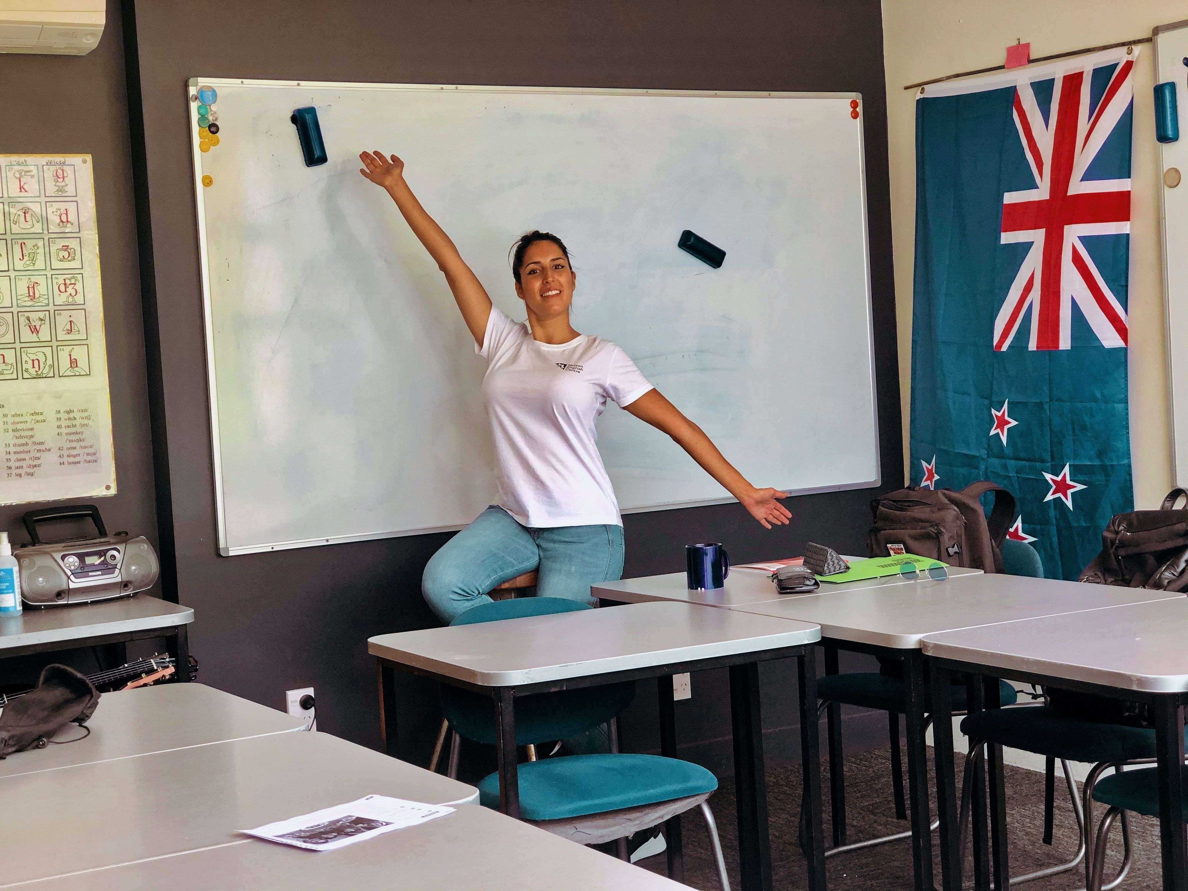 Estudiar inglés en Nueva Zelanda