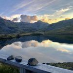 Angelus Hut en Nelson Lakes National Park