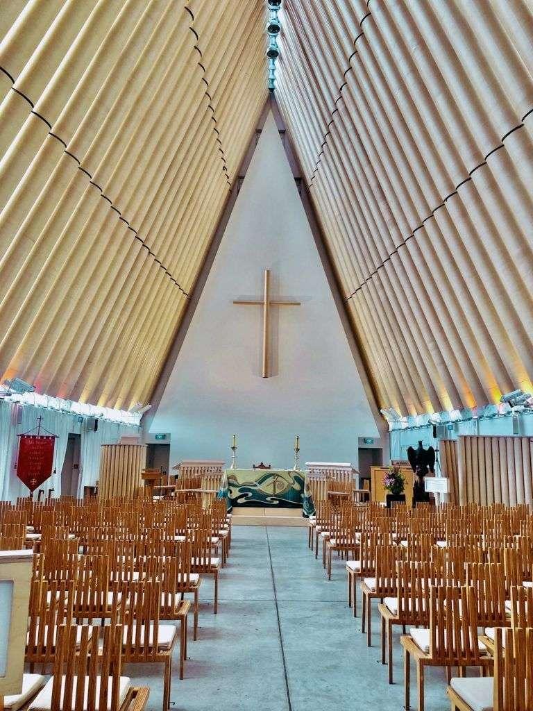 Catedral de cartón de Christchurch