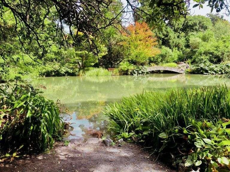 Christchurch Botanics Gardens