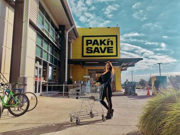 Ahorar en Supermercados en Nueva Zelanda