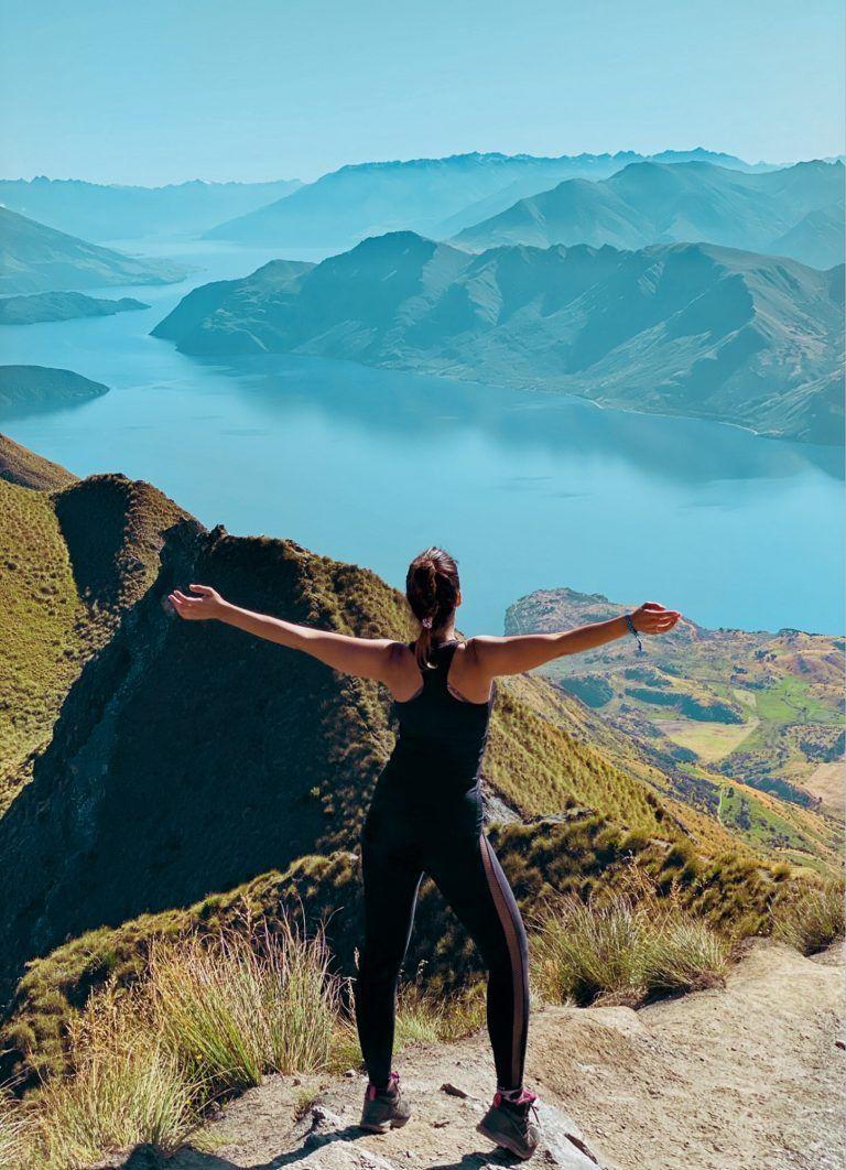 Disfrutar de la naturaleza de Nueva Zelanda