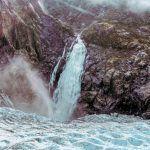 Cascada Fox Glacier