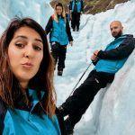 Los mejores compañeros de viaje que pude tener en mi experiencia en Fox Glacier