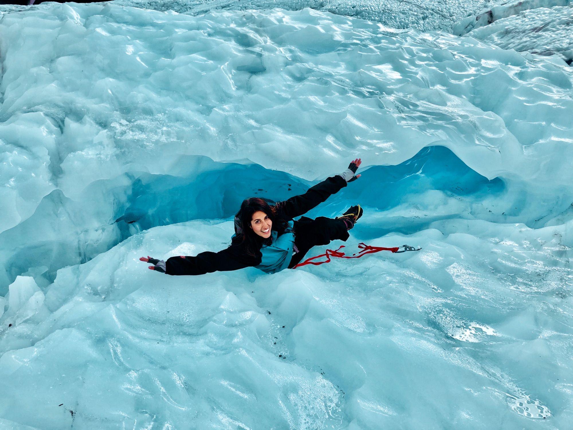 Experiencia en Fox Glacier