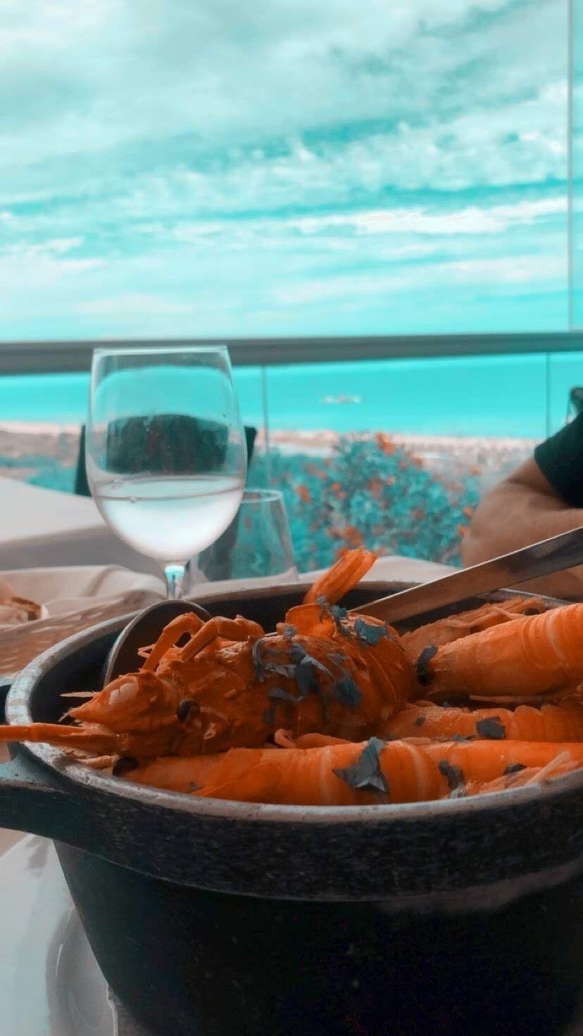 Restaurante O Infantes Panorámico, lugares imprescindibles del Algarve Portugués