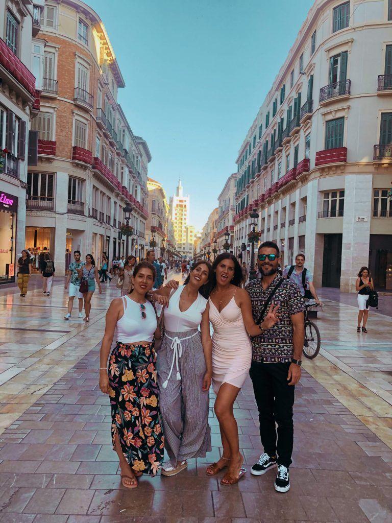 De ruta por Málaga Centro, Calle Larios