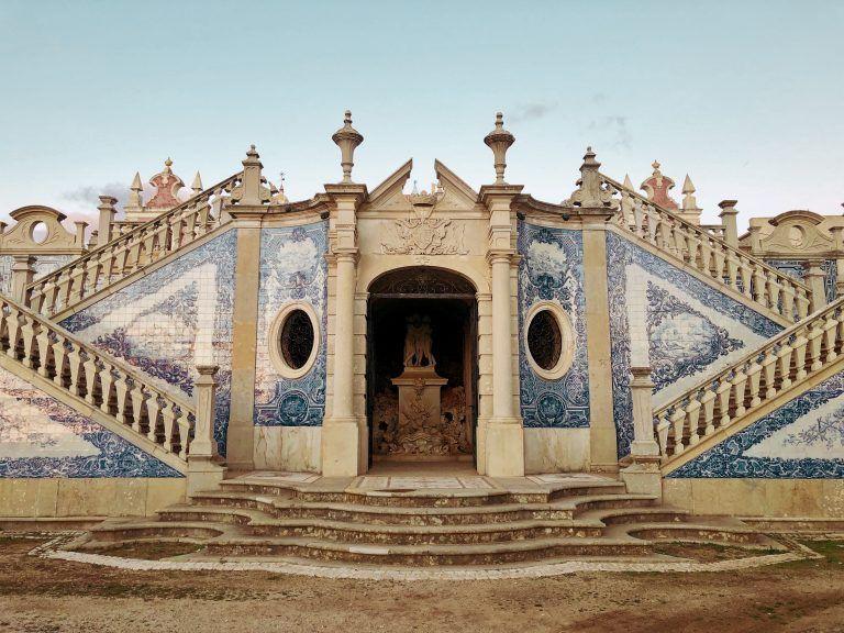 Escaleras de Azulejos, Pousada de Estoi