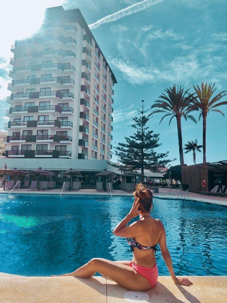 Occidental Fuengirola fue uno de nuestros alojamientos en nuestra Ruta de 2 días por Málaga