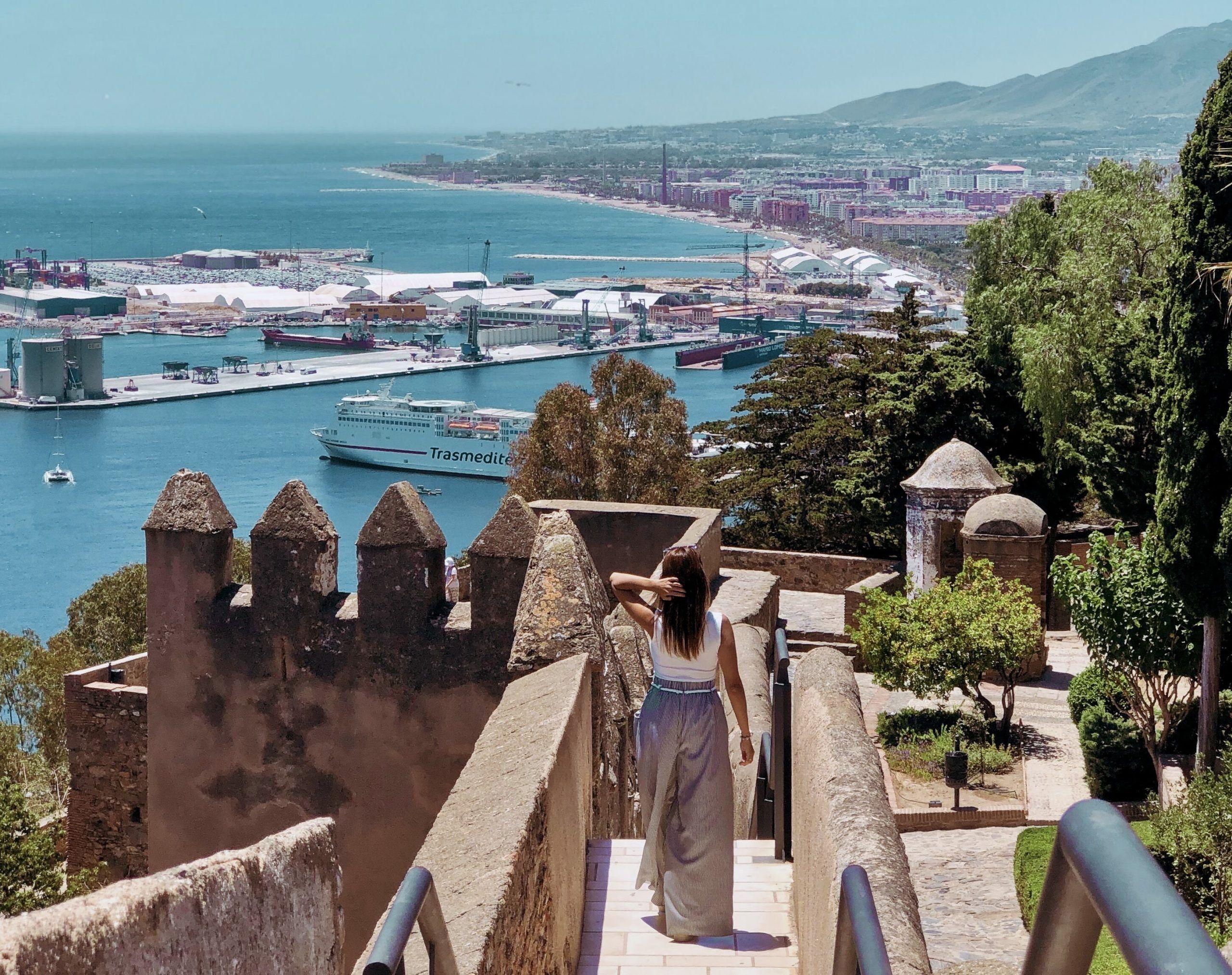Ruta de 2 días por Málaga