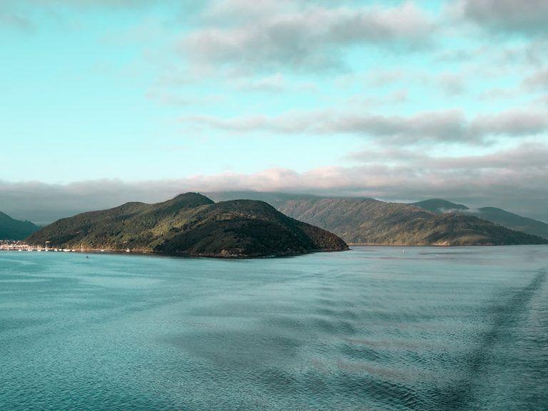 Malbourgh Sounds, Nueva Zelanda