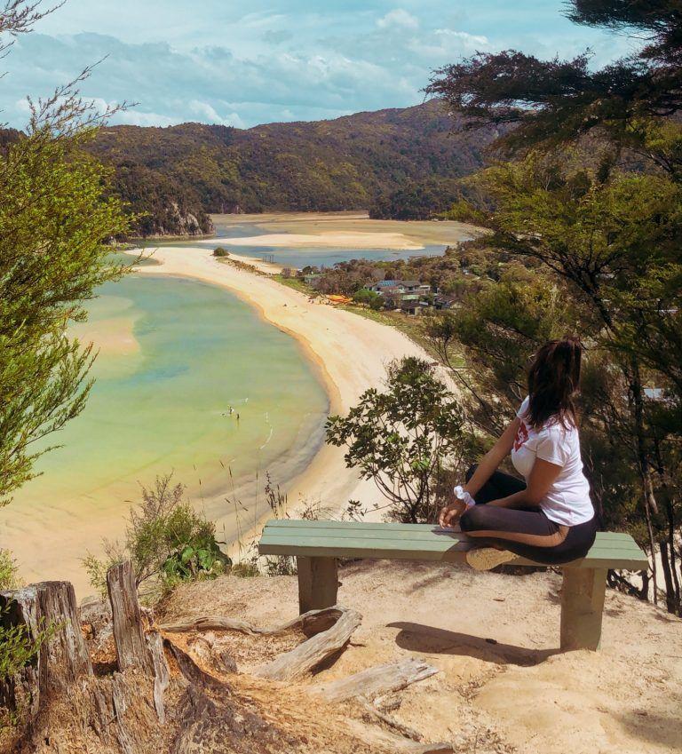 Abel Tasman National Park también es uno de los imprescindibles de Nueva Zelanda