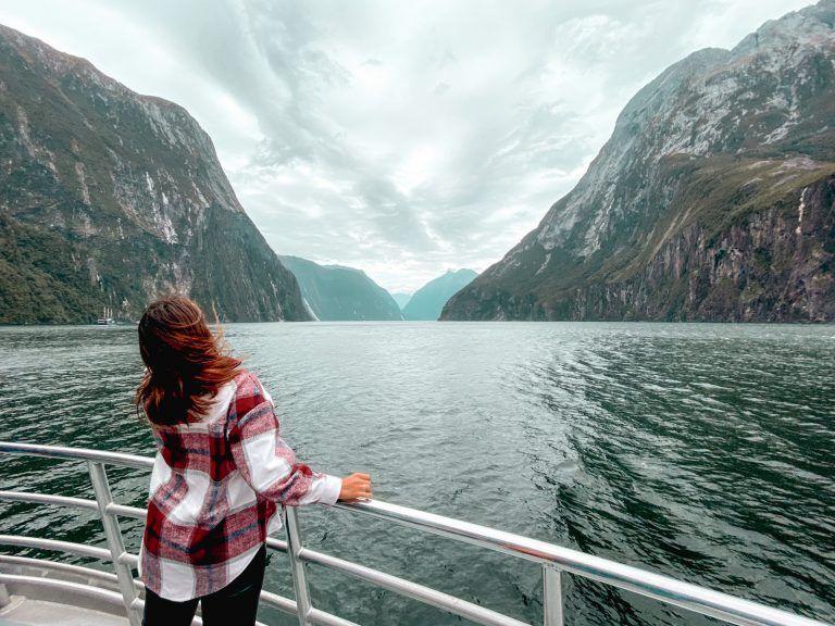 Ruta de 15 días por la Isla Sur de Nueva Zelanda