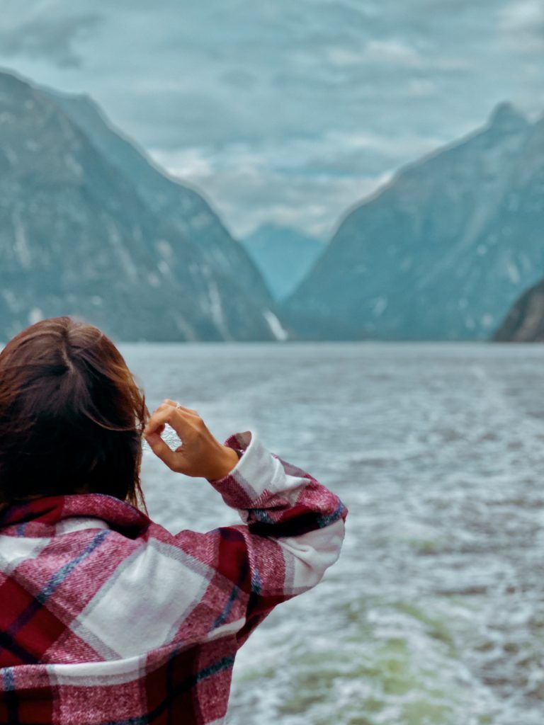 Milford Sounds, Fiordland. Imprescindible en la ruta por la isla sur de Nueva Zelanda