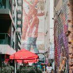 Graffiti laneways, Melbourne