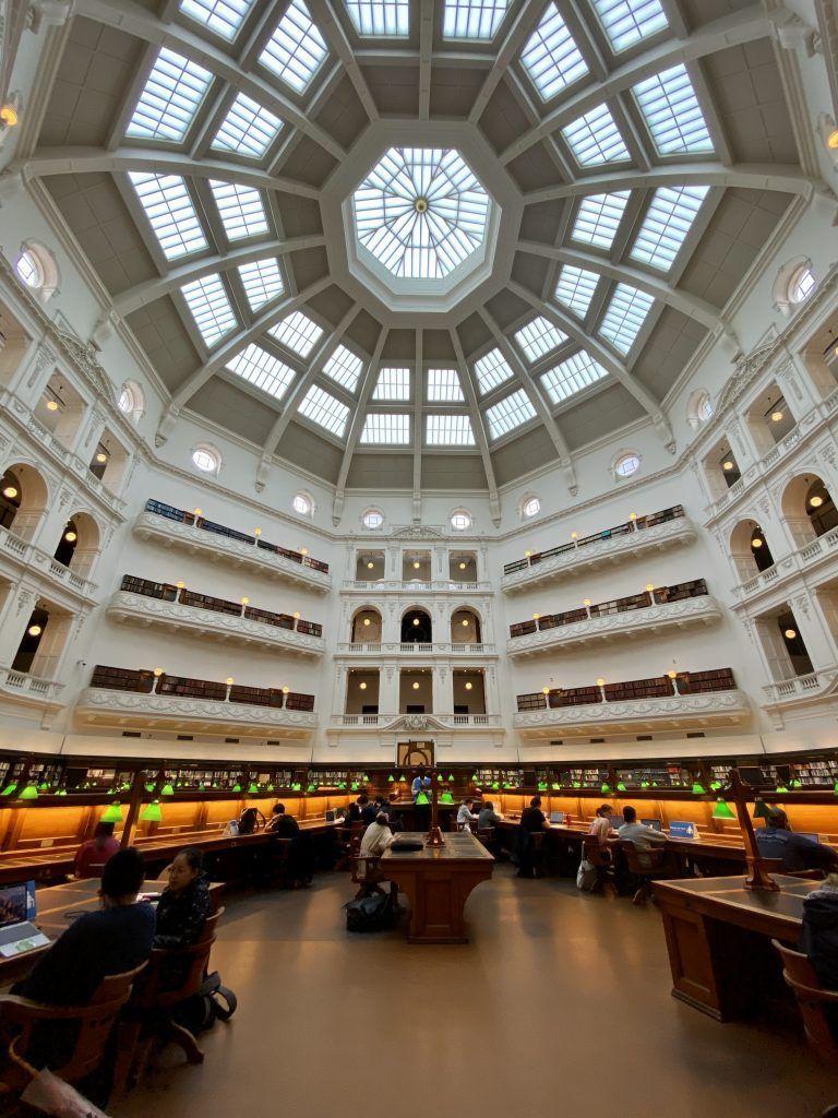 State Victoria Library, Melbourne